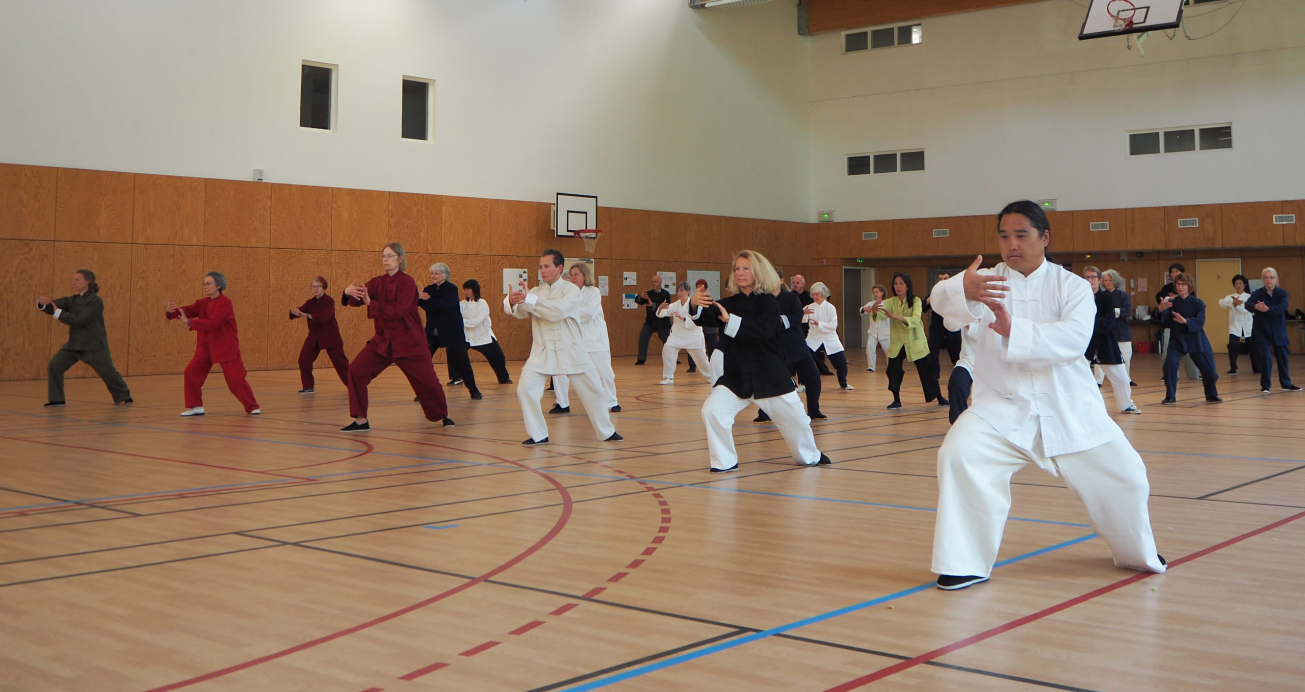 Tai Chi Chuan : art martial et origine